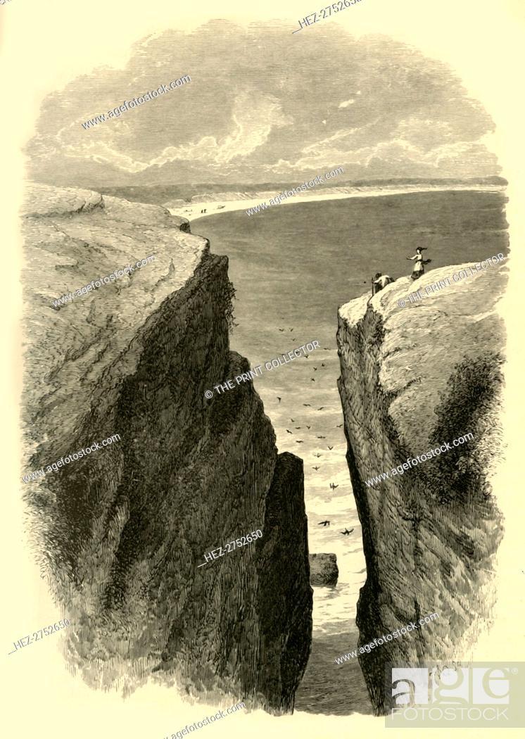 Imagen: 'Purgatory', 1872. Creator: Frederick William Quartley.