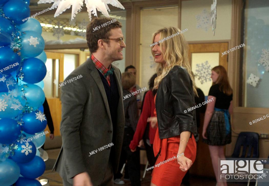 BAD TEACHER [US 2011] JUSTIN TIMBERLAKE, CAMERON DIAZ, Stock Photo ...