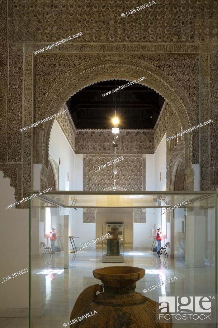 Imagen: The Taller del Moro (Workshop of the Moor) is a museum that is an old Mudéjar palace from the 14th century and houses samples of Mudéjar art and crafts from the.