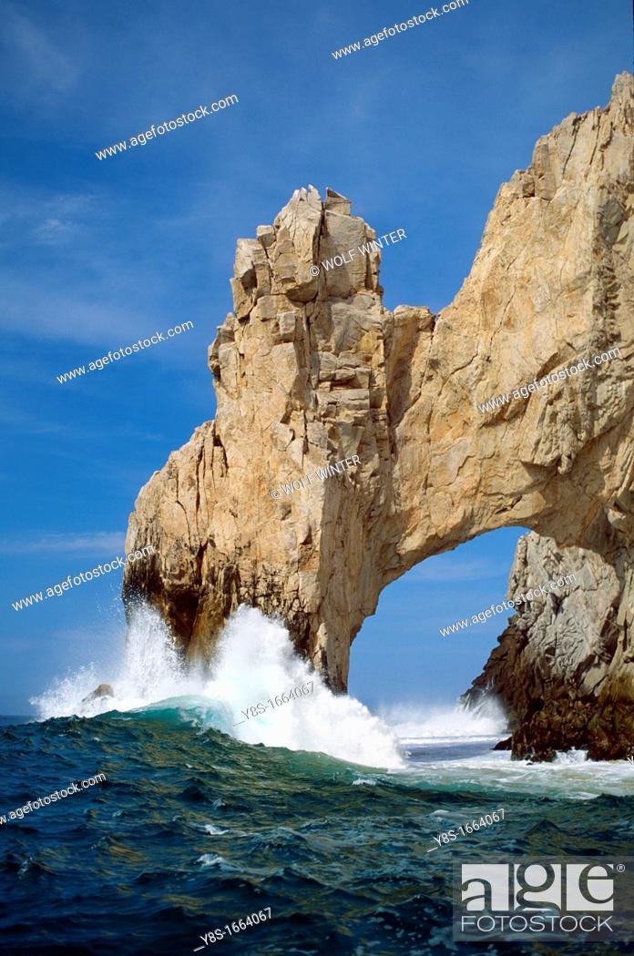 Stock Photo: Cabo San Lucas.
