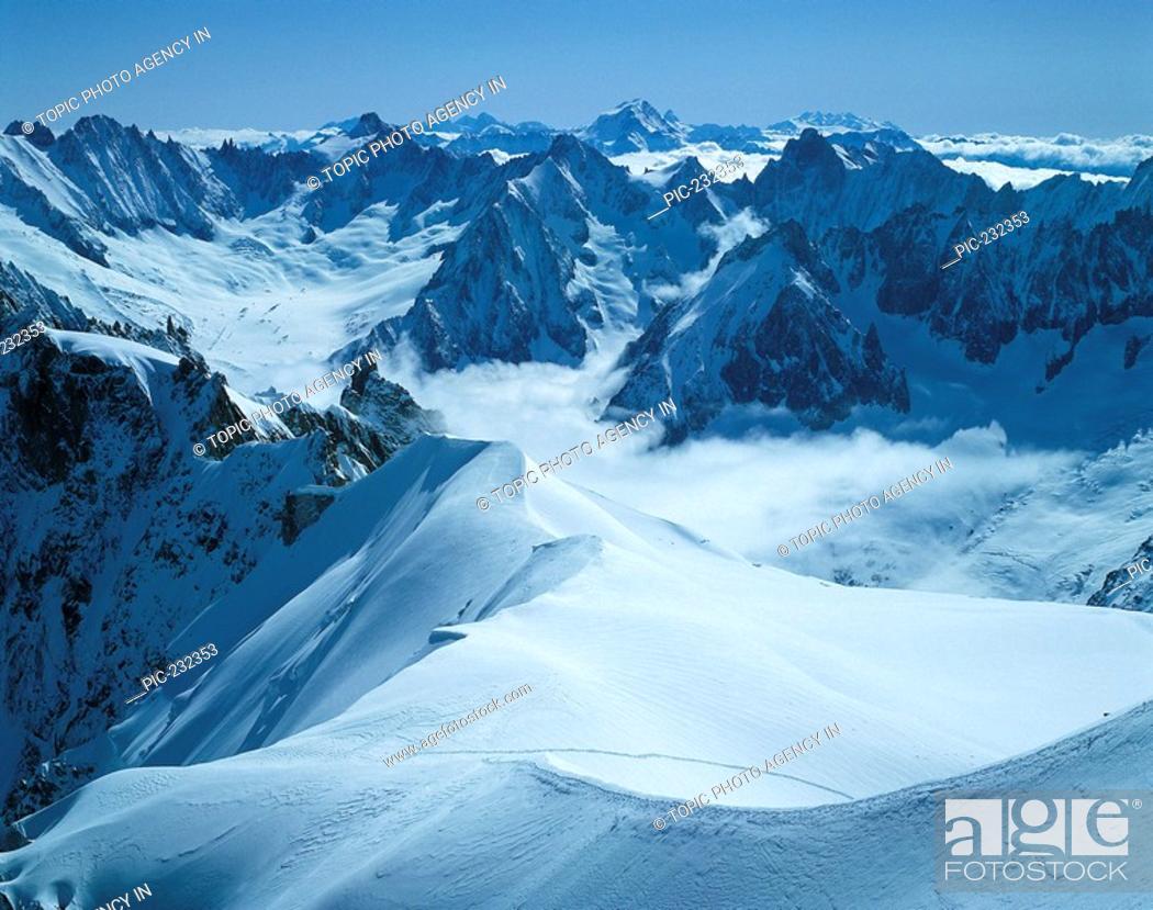 Stock Photo: Chamonix,France.