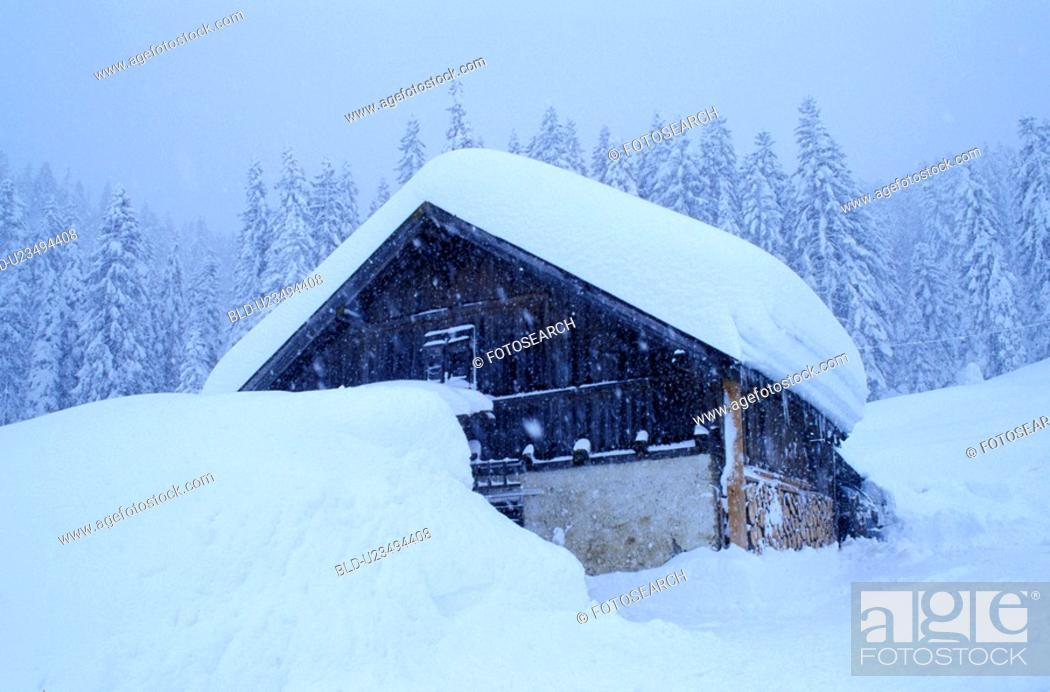 Stock Photo: Bavaria, bavaria, Bavarian, bavarian, Bernhard, building.