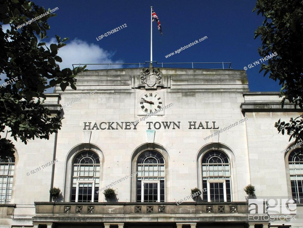 London borough of hackney Stock Photos and Images | age