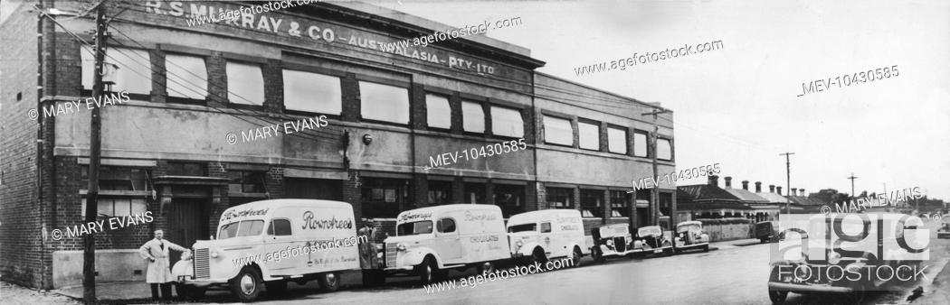ef07ee9252 Stock Photo - Rowntrees Factory