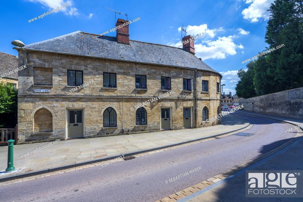 Stock Photo: Cirencester, Gloucestershire, England, United Kingdom, Europe.