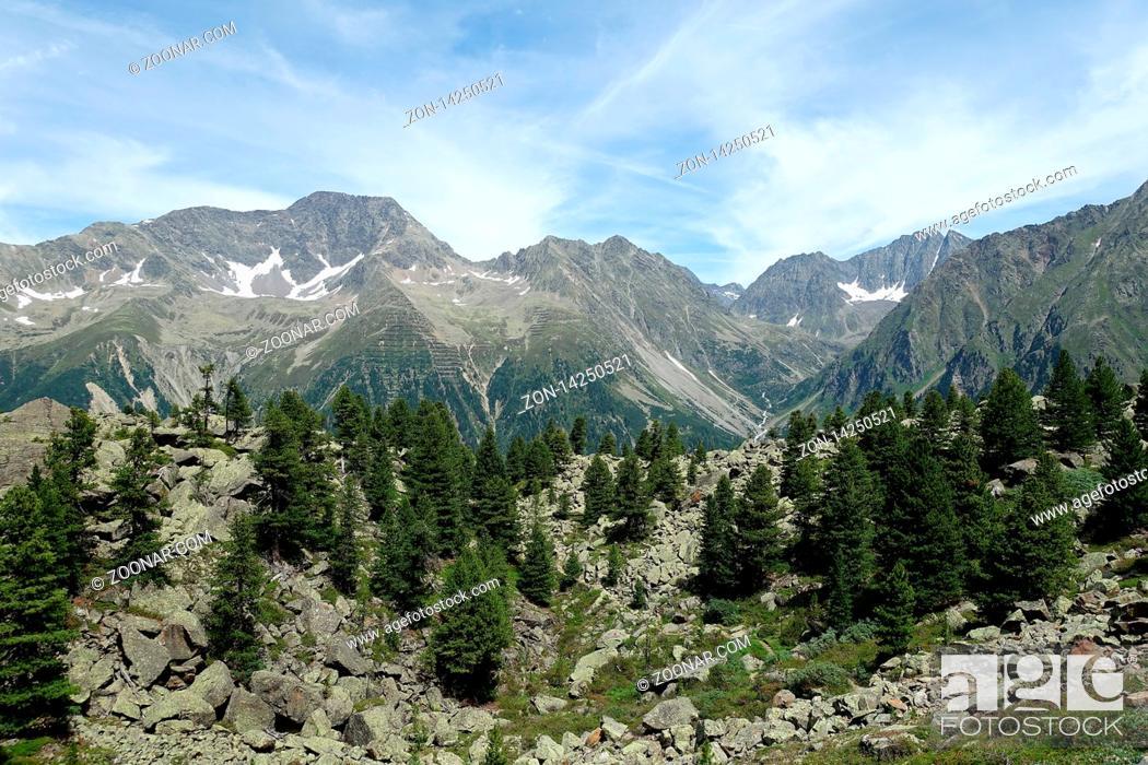Imagen: Verano, Suelo, Andando, Cerca, Excursionismo, Austria, Suciedad, Tirol, Alpes, Tirolés, Oetztal, Wandern, Tiroler, Osttirol, Berge, Sommer, Gries, Schoen, Schoene, Alpen