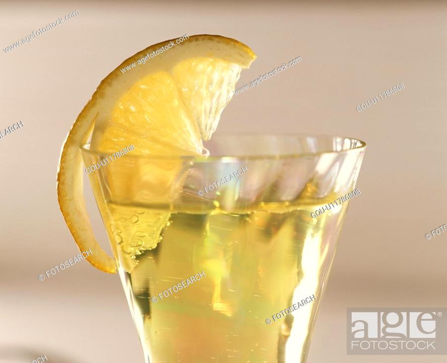 Stock Photo: Cocktail.