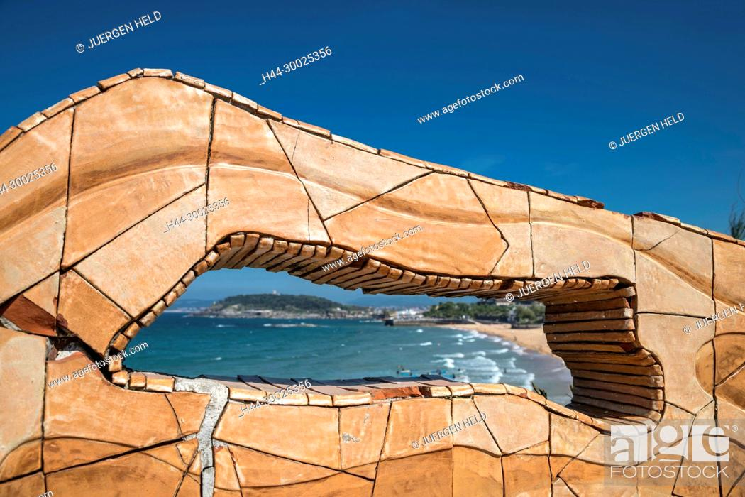 Stock Photo: Santander, Cantabria, Spain.