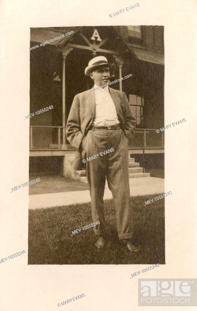 George Lester - Mail Carrier No 1 at The Cortland Post