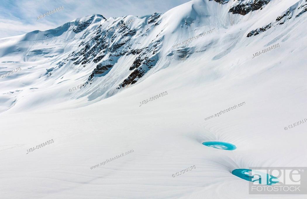 supraglacial lakes