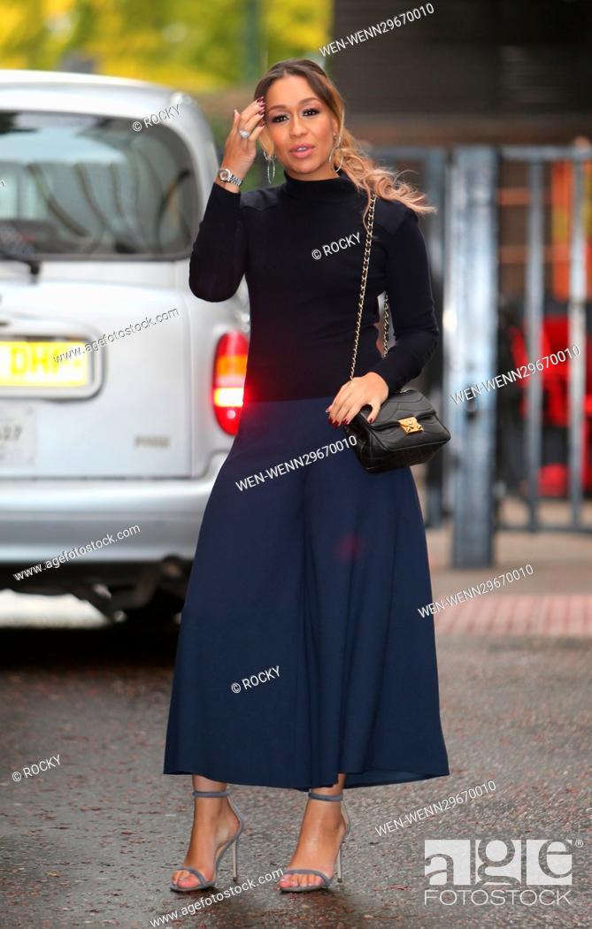 Rebecca Ferguson outside ITV Studios Featuring: Rebecca