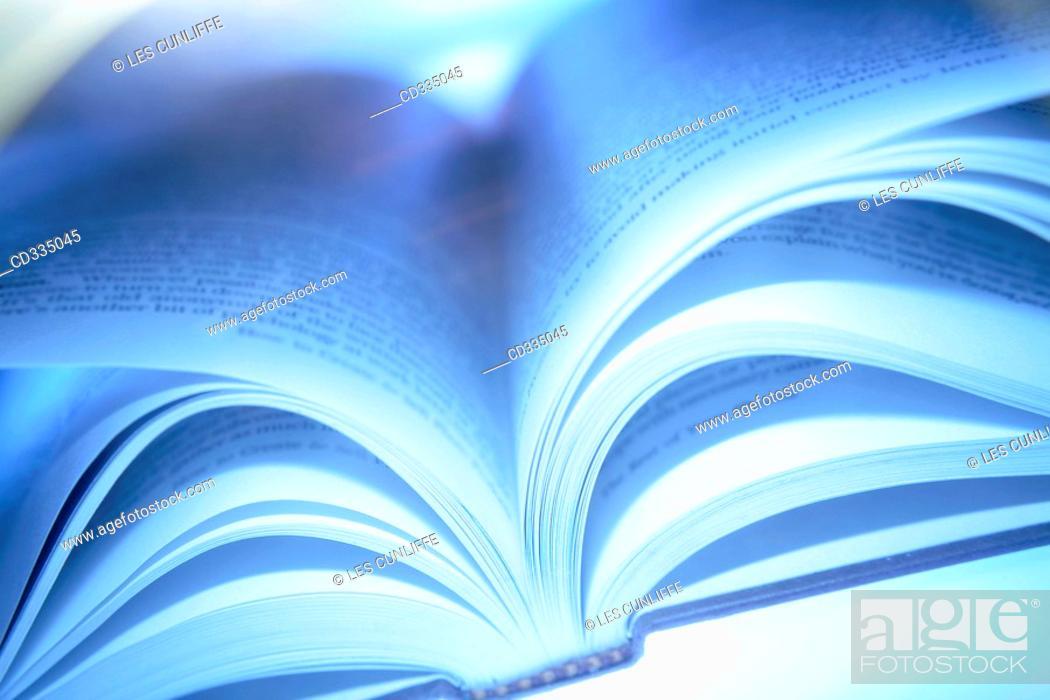 Stock Photo: Book.