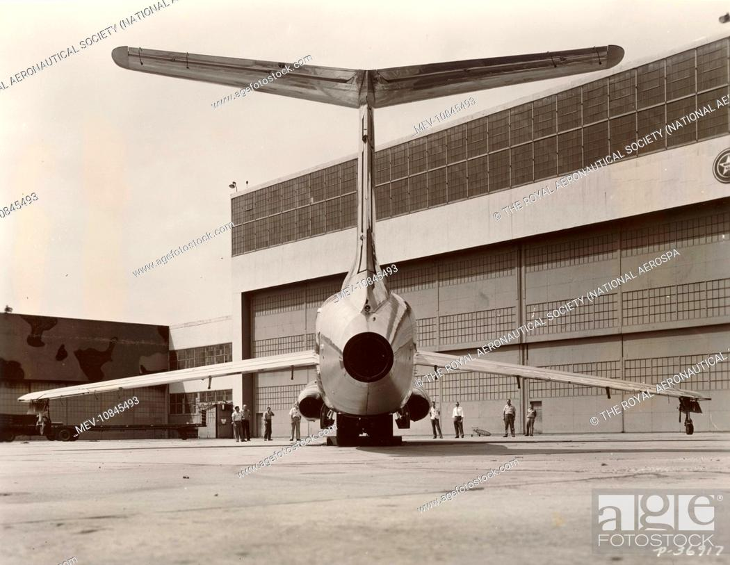 the first prototype martin xb 51 46 685 stock photo picture and