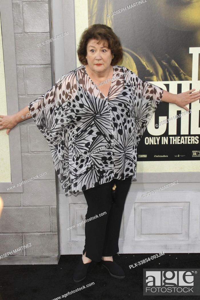 "Stock Photo: Margo Martindale at Warner Bros. Pictures' """"The Kitchen"""" Premiere held at the TCL Chinese Theatre, Los Angeles, CA, August 5, 2019."