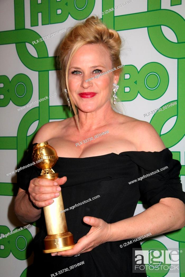 Imagen: Patricia Arquette 01/06/2019 The 76th Annual Golden Globe Awards HBO After Party held at the Circa 55 Restaurant at The Beverly Hilton in Beverly Hills.