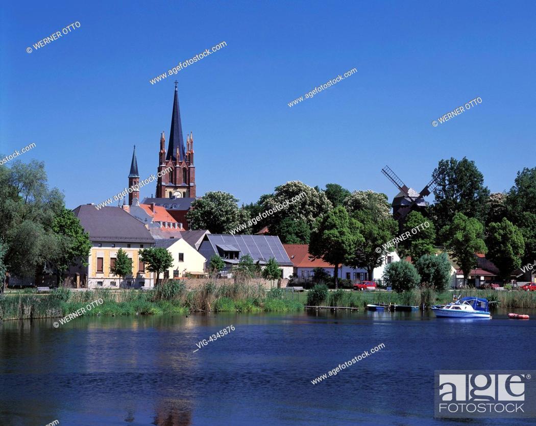 Dirne aus Werder (Havel)