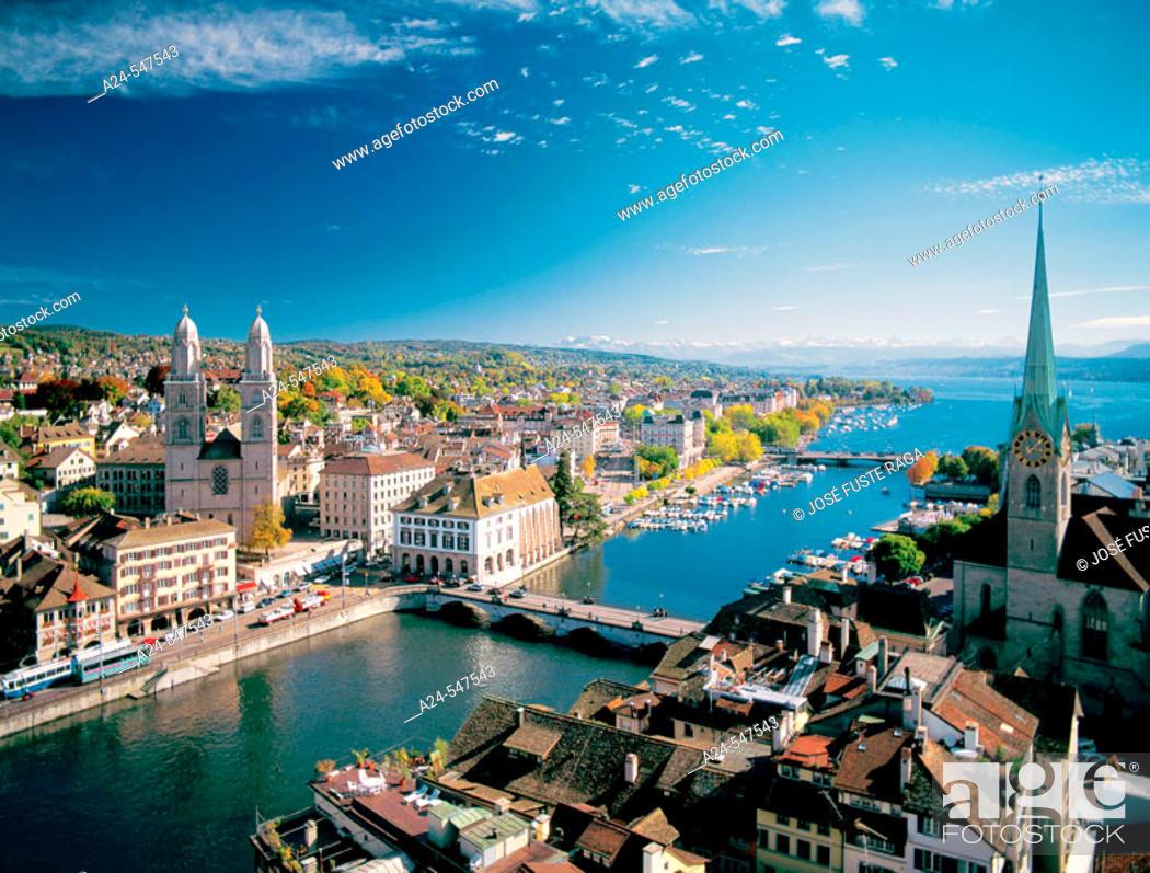 Imagen: Zurich. Switzerland.