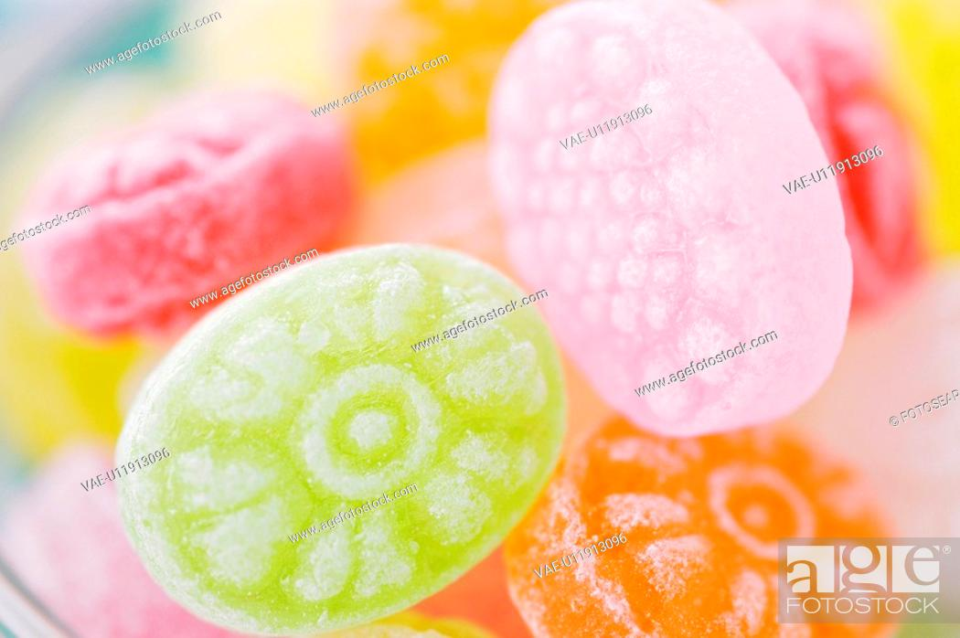 Stock Photo: Candies.