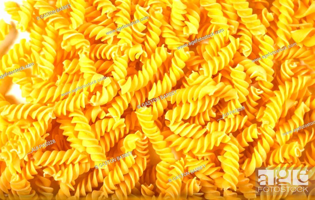 Stock Photo: Pasta - Torsades.