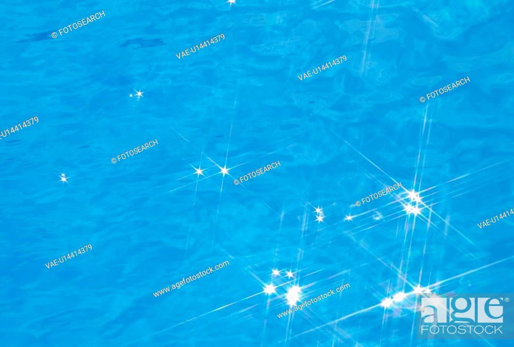 Stock Photo: Water Surface.