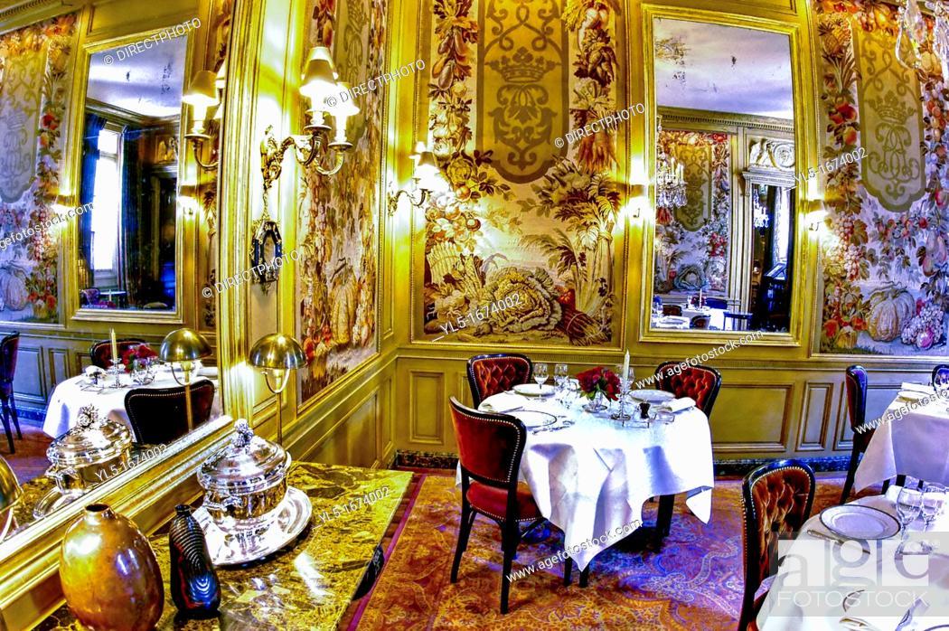 Paris France Haute Cuisine Restaurant L Ambroisie 9 Place