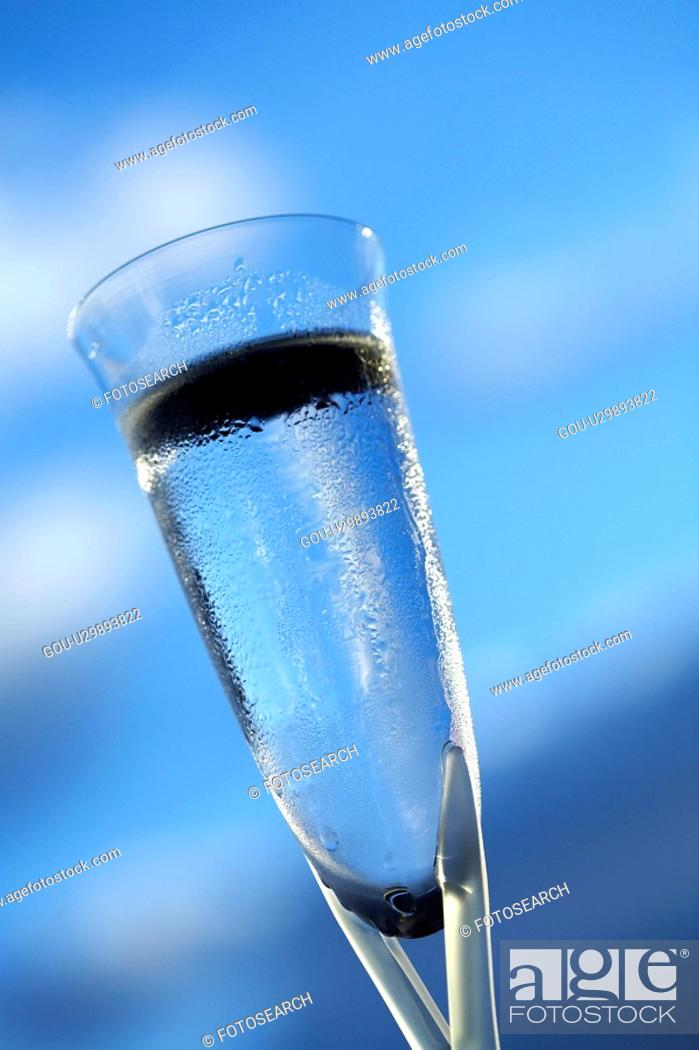 Stock Photo: Glass.