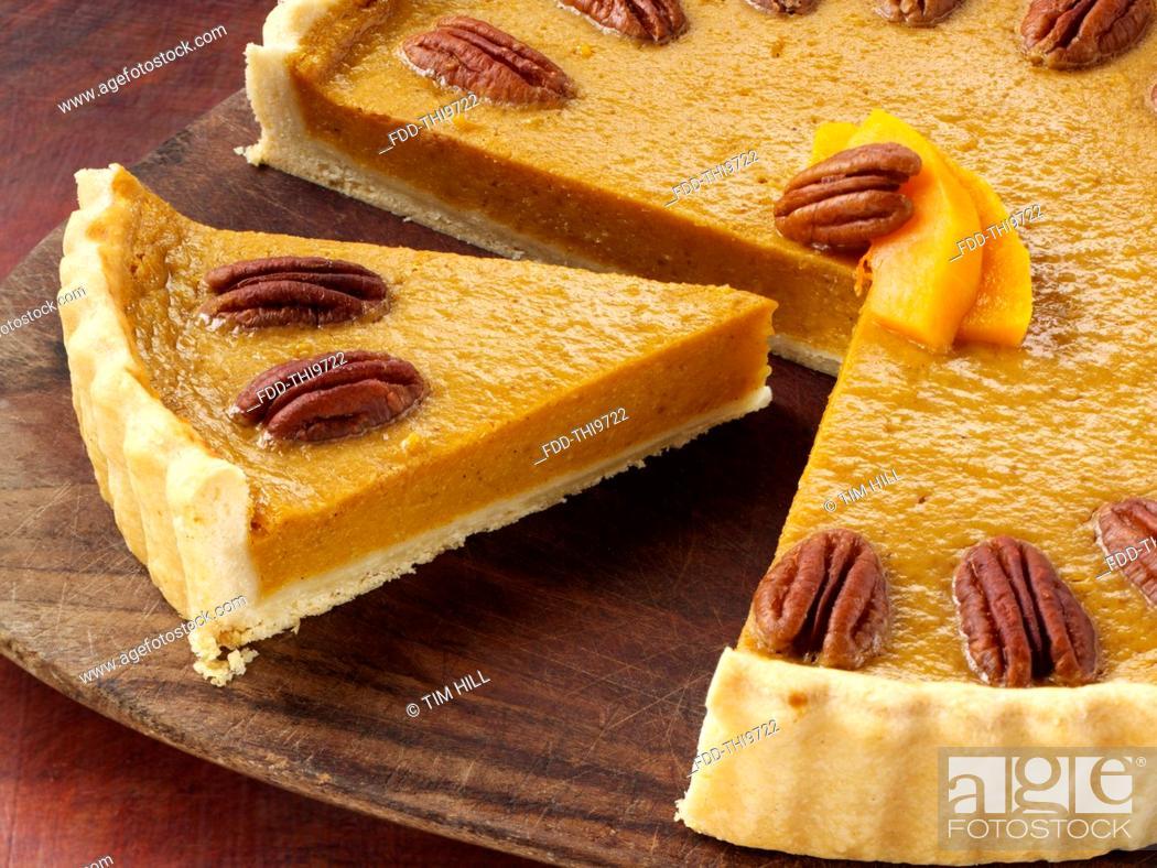 Imagen: Butternut squash pie.