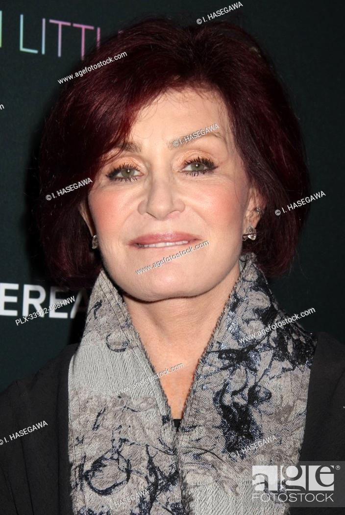"Stock Photo: Sharon Osbourne 12/04/2019 The Los Angeles Special Screening of """"A Million Little Pieces"""" held at The London West Hollywood at Beverly Hills in West Hollywood."