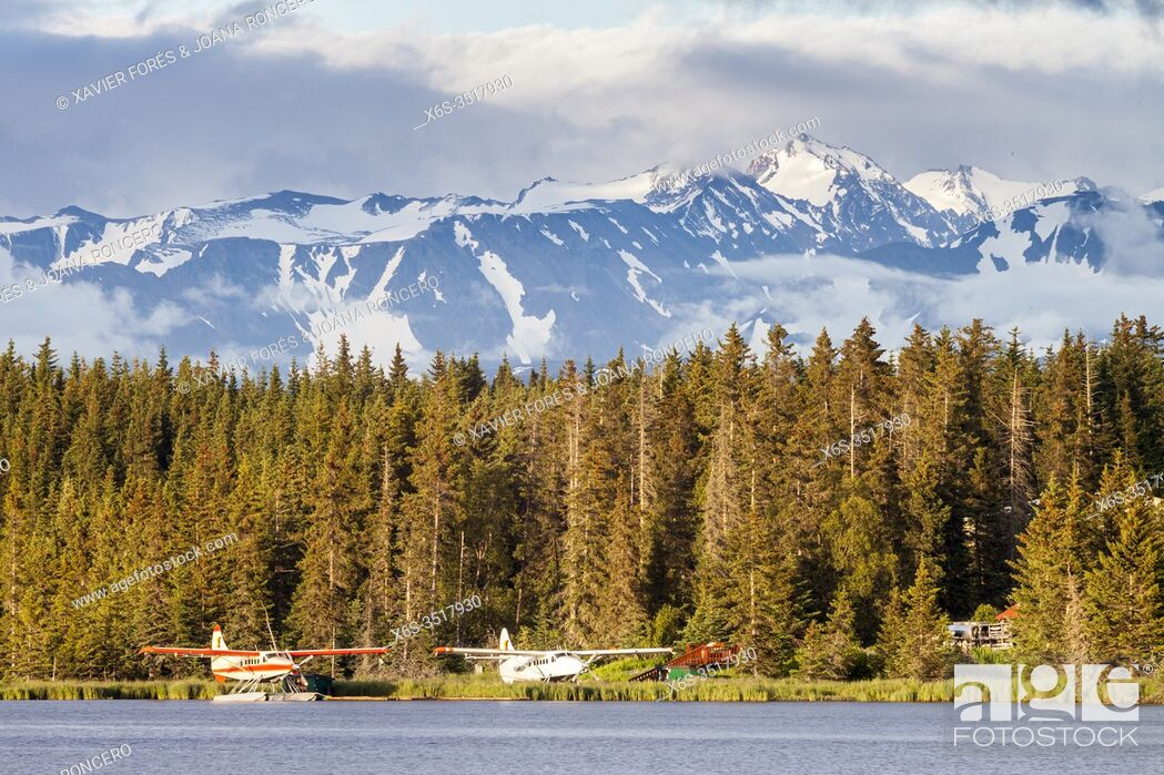 Imagen: Homer, Kenai Peninsula, Alaska, U. S. A.