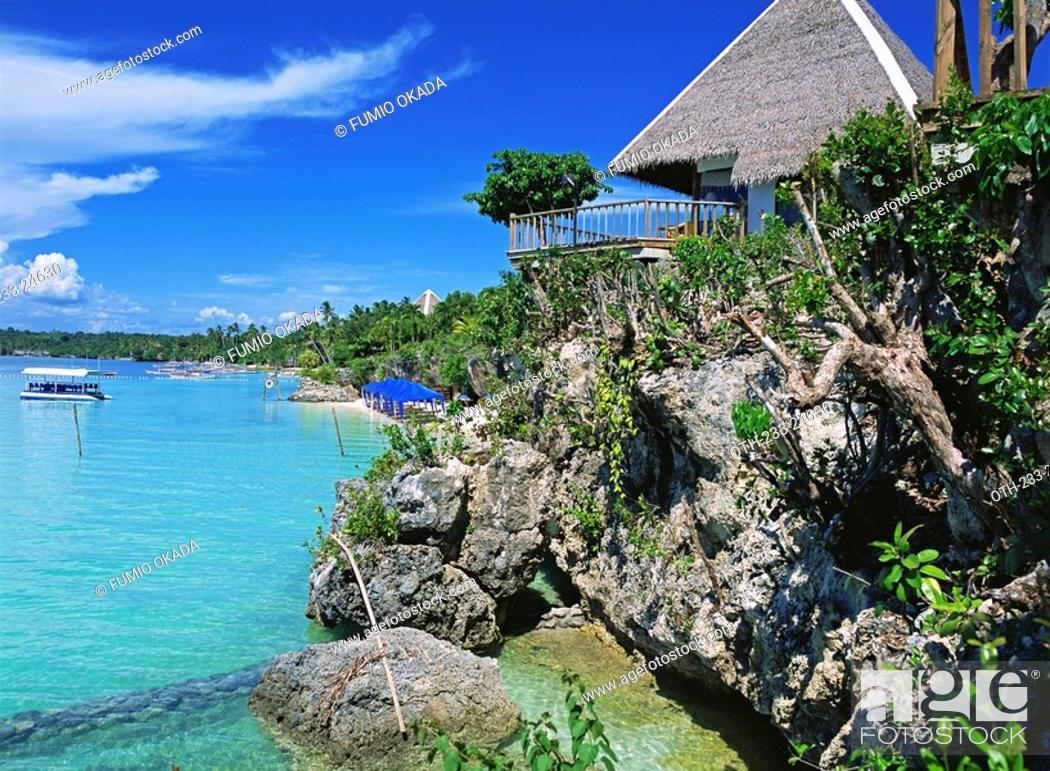 Stock Photo: Panglao Island Nature Resort.
