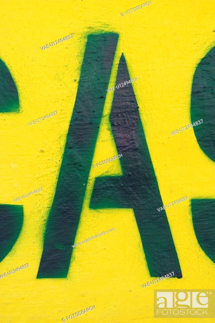 Stock Photo: Letters, Script, Language, Shape, Alphabets.