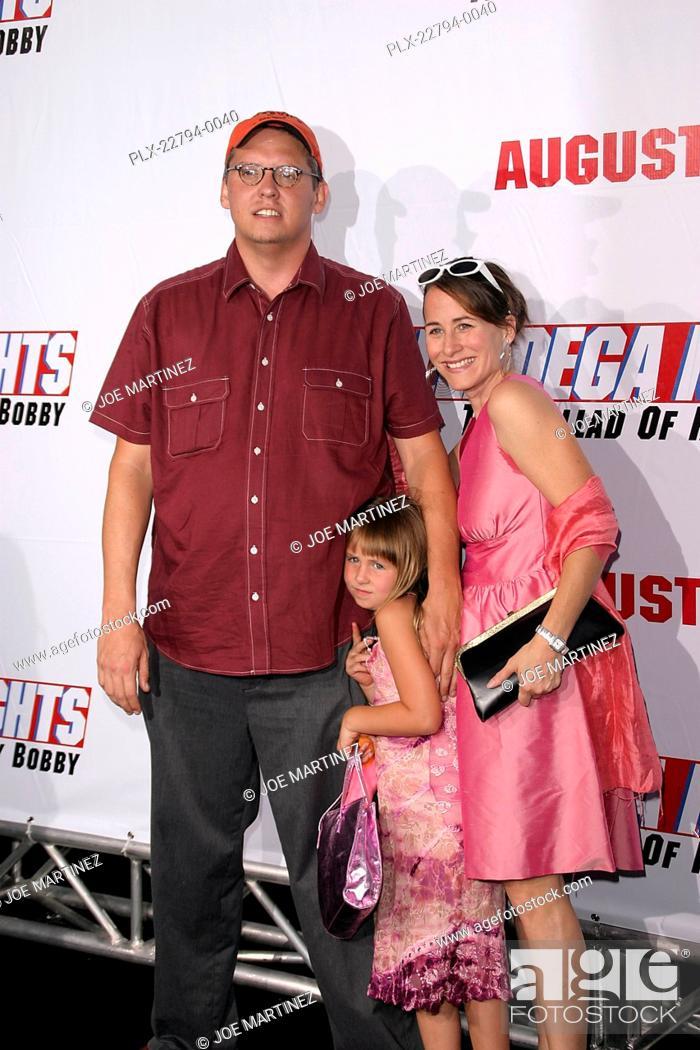 Stock Photo: Talladega Nights: The Legend of Ricky Bobby (Premiere) Adam McKay 07-26-2006 / Mann's Grauman Chinese Theater / Hollywood.