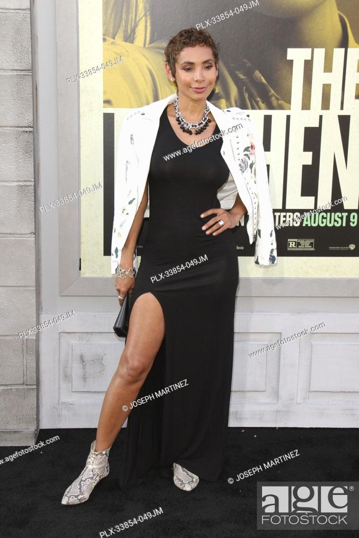 """Stock Photo: Gisely Ayub at Warner Bros. Pictures' """"""""The Kitchen"""""""" Premiere held at the TCL Chinese Theatre, Los Angeles, CA, August 5, 2019."""