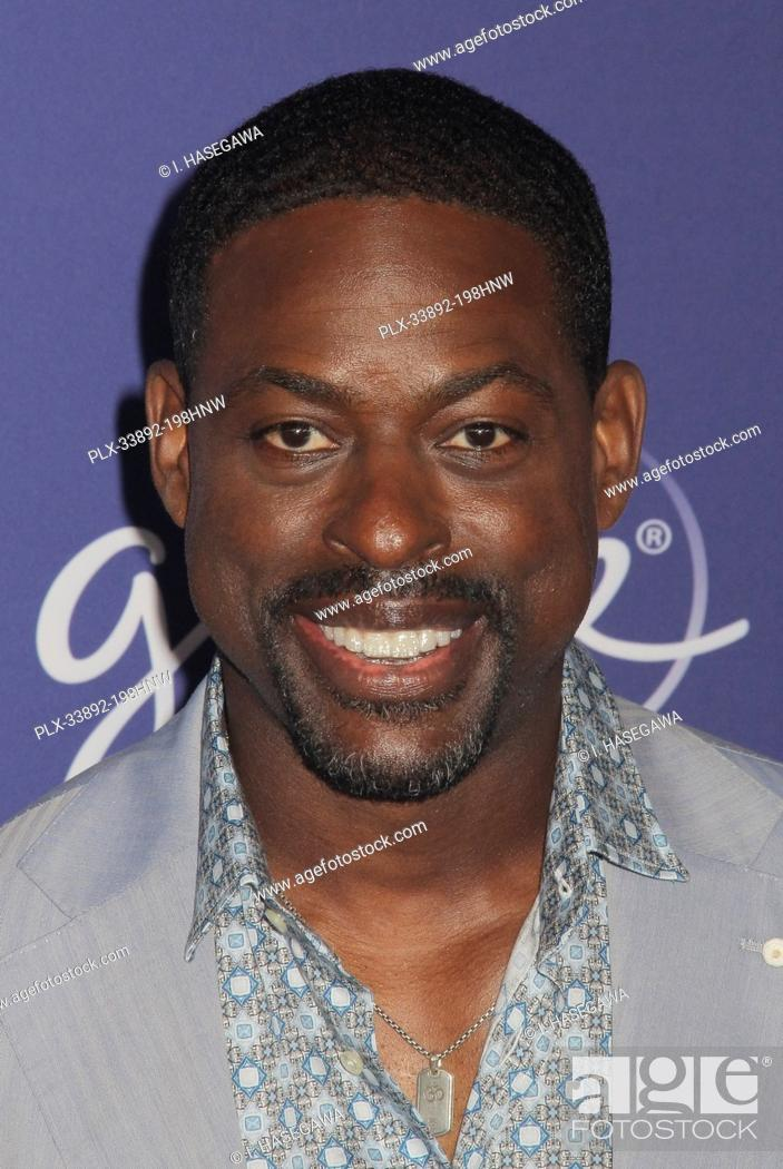 """Stock Photo: Sterling K. Brown 11/07/2019 The World Premiere of """"""""Frozen 2"""""""" held at the Dolby Theatre in Los Angeles, CA. Photo by I. Hasegawa / HNW / PictureLux."""