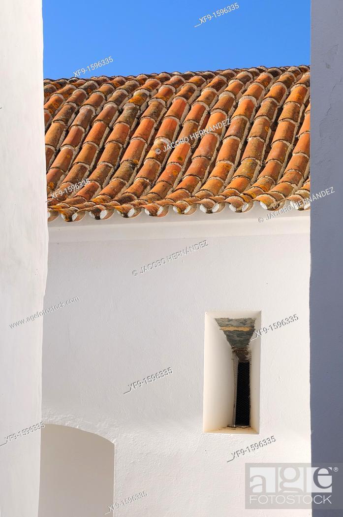 Stock Photo: Monsaraz, Alentejo, Portugal.
