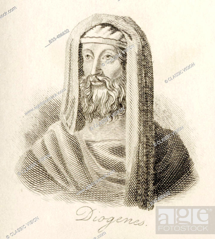 Diogenes Of Sinope D C 320 Bc Greek Philosopher