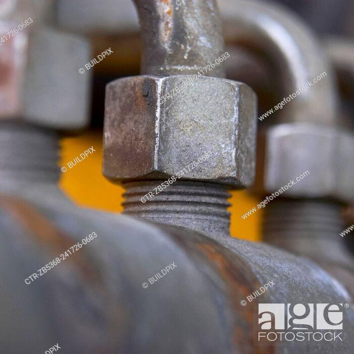 Imagen: Pipes detail.