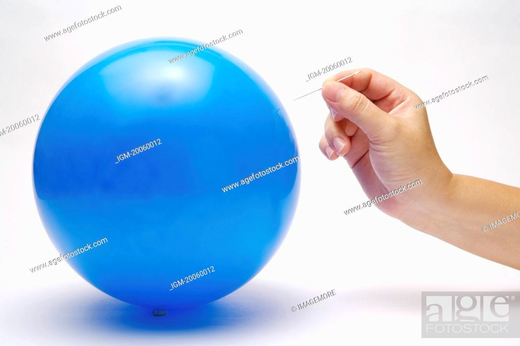 Stock Photo: Balloon,.