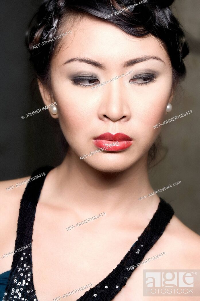 Stock Photo: Philippines, attractive woman.