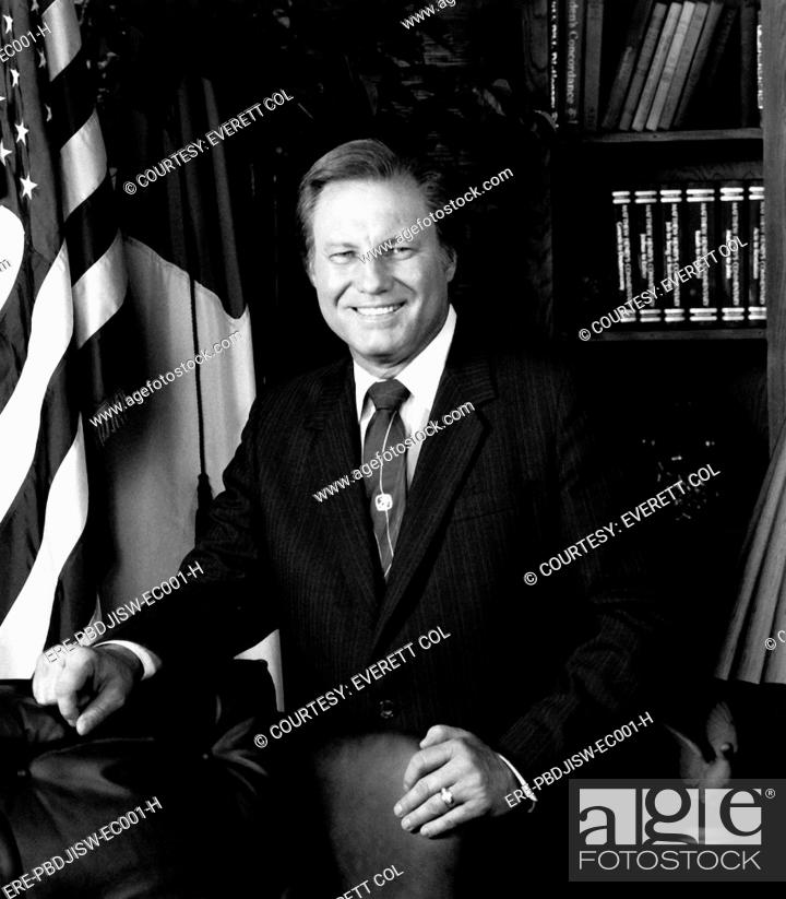 JIMMY SWAGGART, publicity portrait from the Jimmy Swaggart