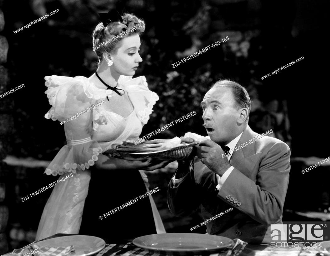 Stock Photo: RELEASE DATE: October 4, 1940. MOVIE TITLE: Dulcy. STUDIO: Metro-Goldwyn-Mayer (MGM). PLOT: . PICTURED: ANN SOTHERN as Dulcy Ward.