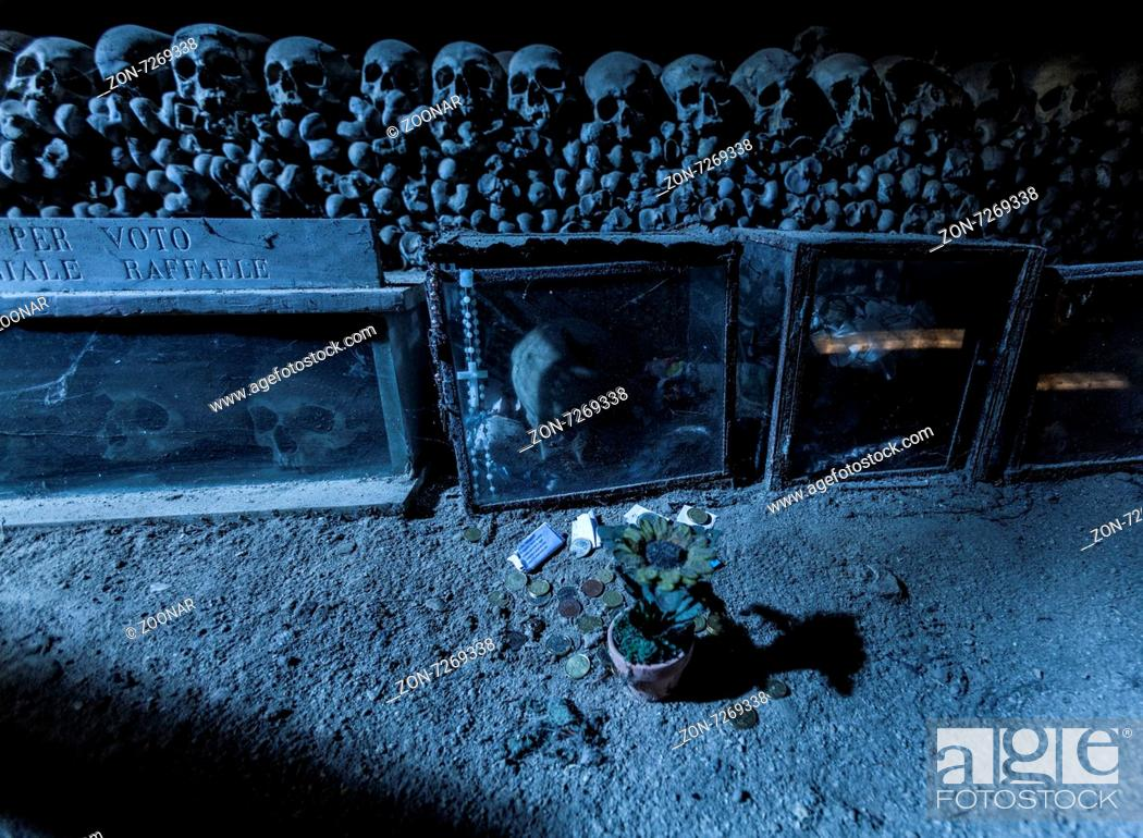 Fontanels Cemetery Stock Photo Picture And Rights Managed Image