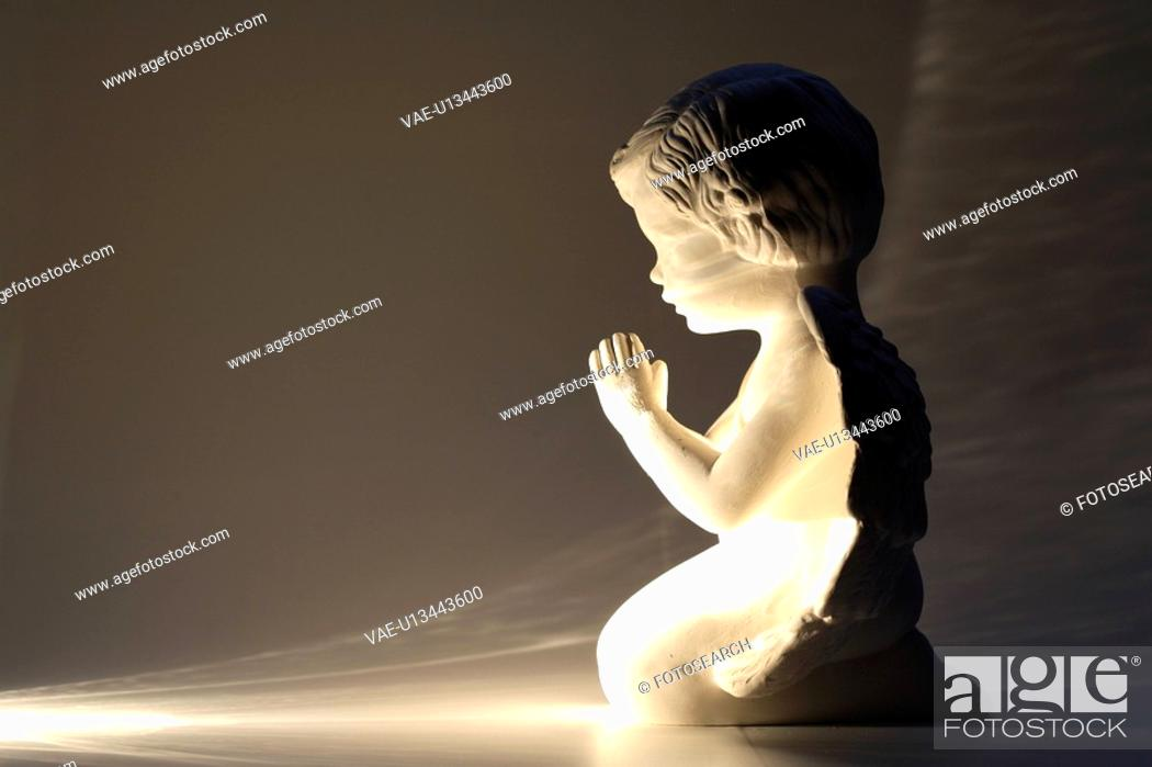 Stock Photo: Christmas, angel, Christianity, cherub, catholic, germany, advent.