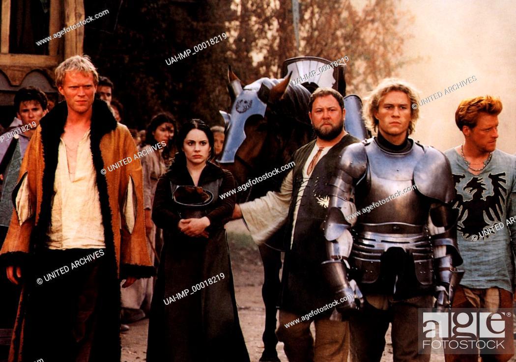 Ritter Aus Leidenschaft A Knight S Tale Usa 2001 Regie