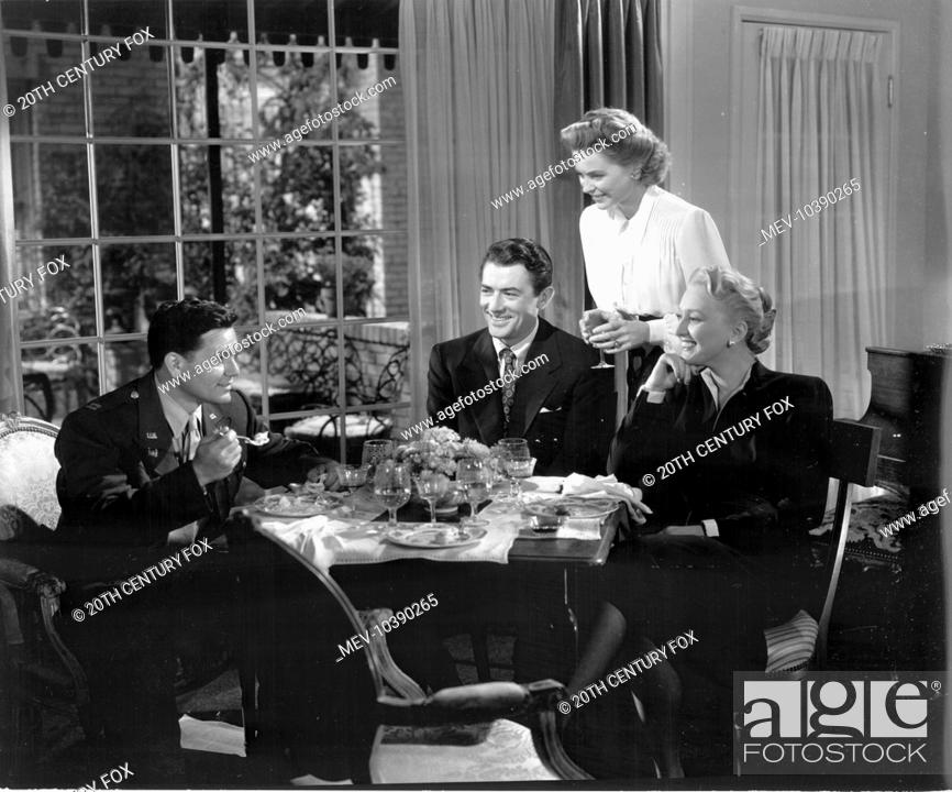 Gentlemans Agreement Us 1947 John Garfield Gregory Peck Dorothy