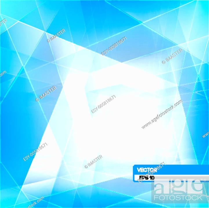 Stock Vector: Abstract vector background.