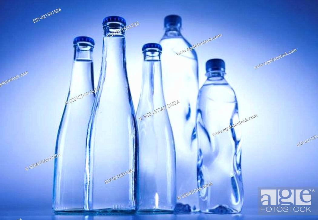 Stock Photo: Water.
