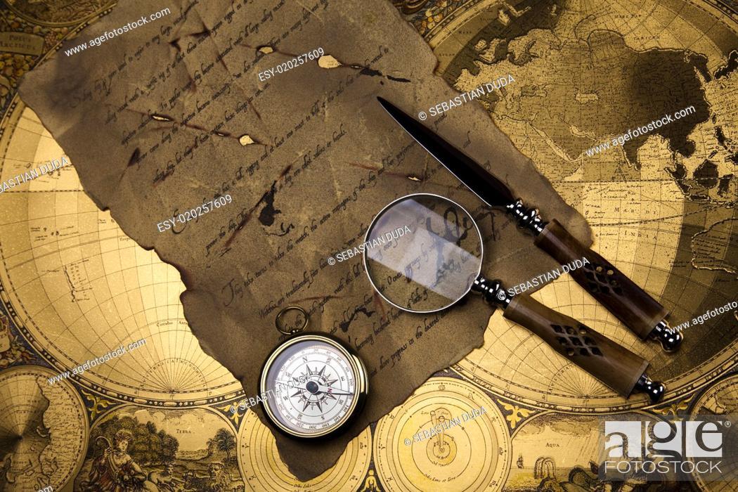 Imagen: Navigation earth, Compass.