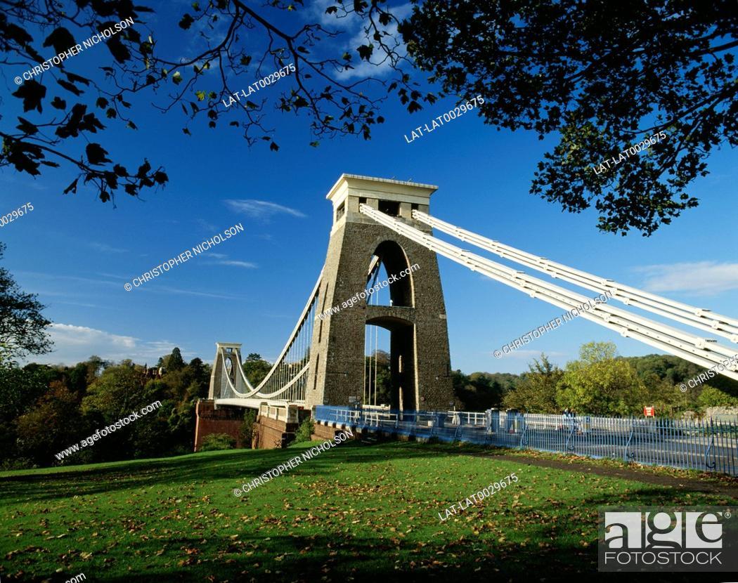The Clifton Suspension Bridgespanning The Beautiful Avon Gorgeis