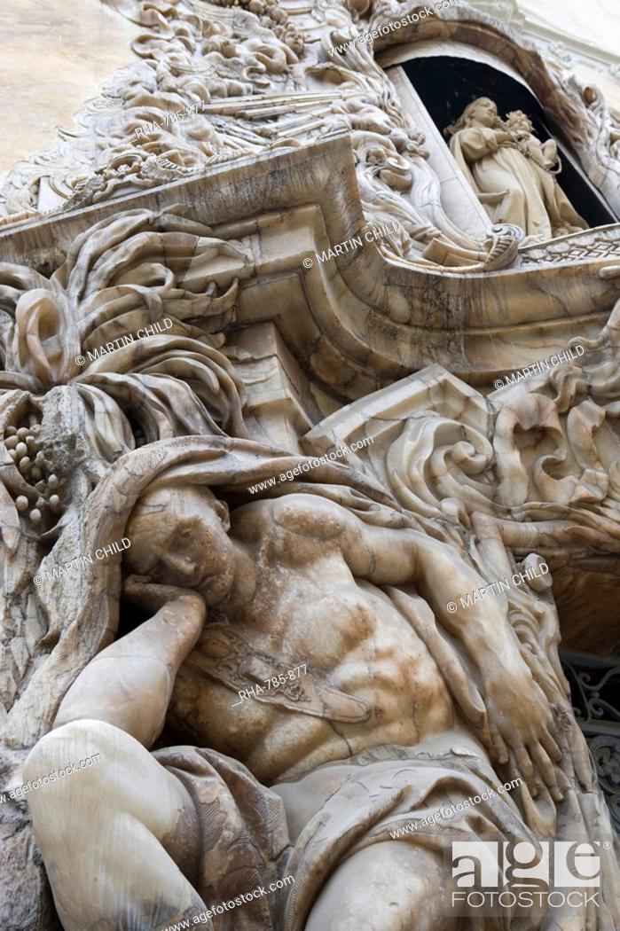Museo Nacional De Ceramica.Statue Of Man Baroque Museo Nacional De Ceramica Gonzalez Marti